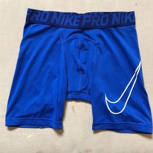 Youth size Nike sports underwear.